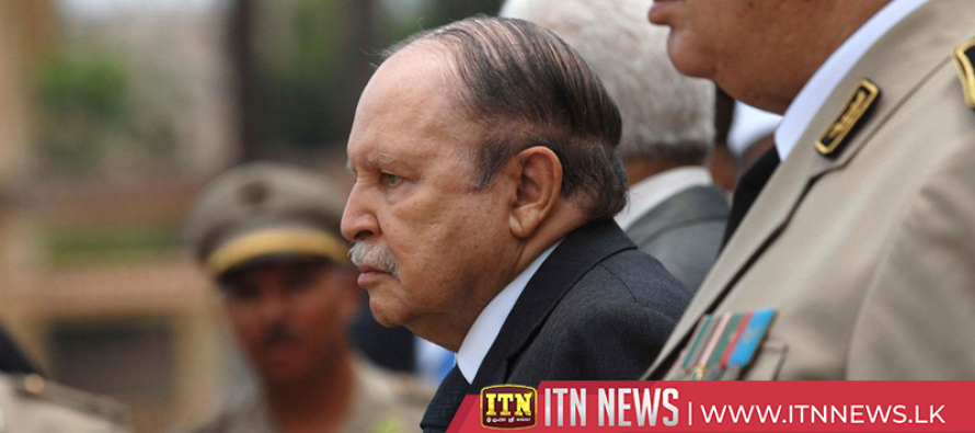Algeria's president might resign this week -private TV channels