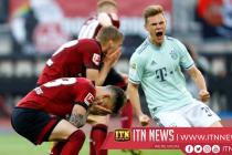 Bayern stumble to 1-1 draw at struggling Nuremberg
