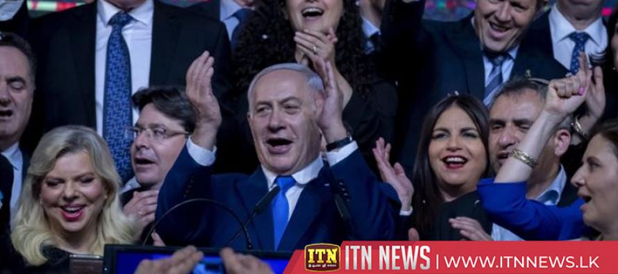 Netanyahu set for record fifth term
