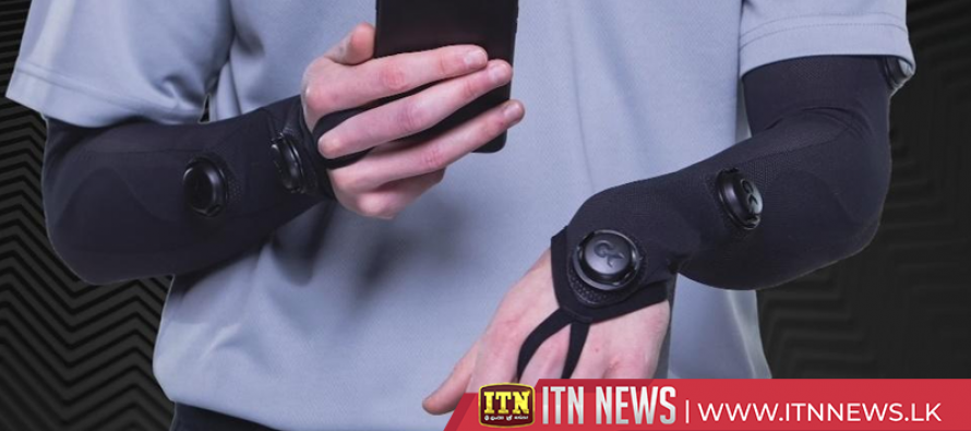 Versatile wearable technology unveiled at London show