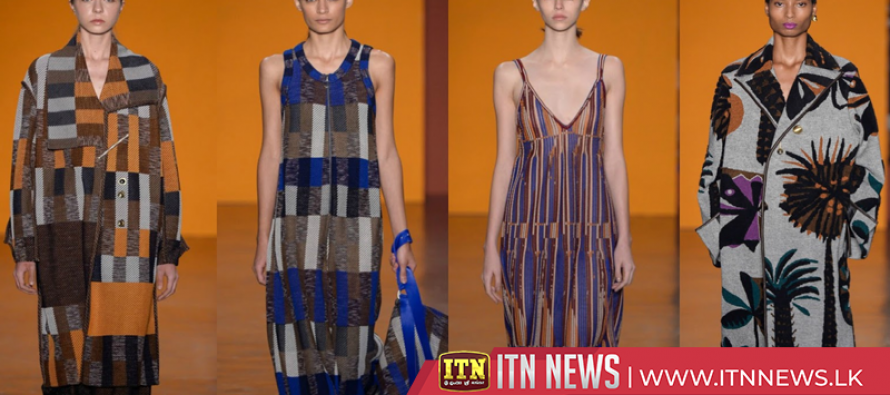 Designer at Sao Paulo Fashion Week references oppression with creations