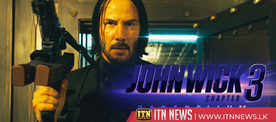 """""""John Wick: Chapter 3 – Parabellum"""" released next month"""
