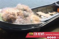 தடைசெய்யப்பட்ட வலைகளைப் பயன்படுத்தி மீன்பிடியில் ஈடுபட்ட 28 பேர் கைது
