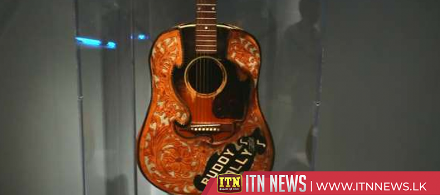 'Play It Loud: Instruments of Rock & Roll' exhibit set to launch at New York's 'Met'