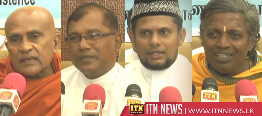 Religious Leaders emphasize the importance of celebrating the dawn of the New Year peacefully