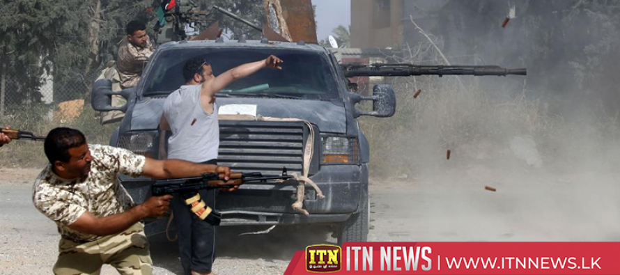 Death toll rises in Tripoli as eastern Libyan forces plan to intensify offensive
