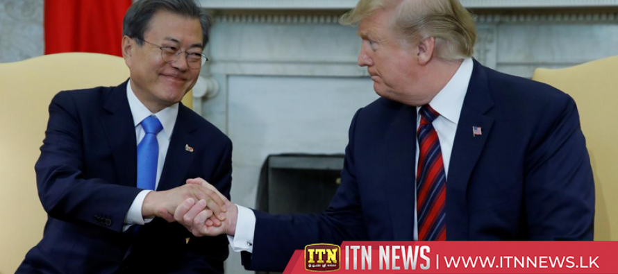 Trump says he is discussing potential additional meetings with North Korea's Kim