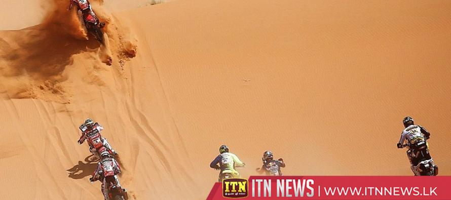 Van Beveren, Al-Attiyah win opening stage of Merzouga Rally in Morocco's dunes