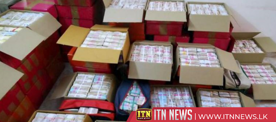 1.5 crores seized in Tamil Nadu ahead of by poll