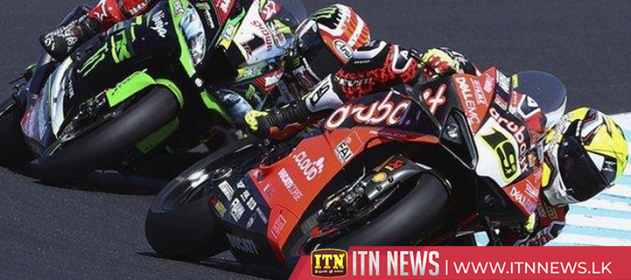 Bautista continues his domination of World Superbikes with seventh straight win