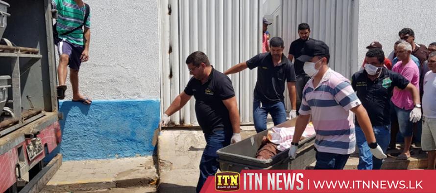 Ten robbers killed in foiled Brazil bank heist