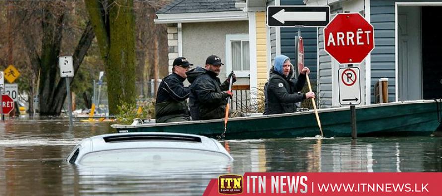 Storm Barry brings flood fears in Louisiana