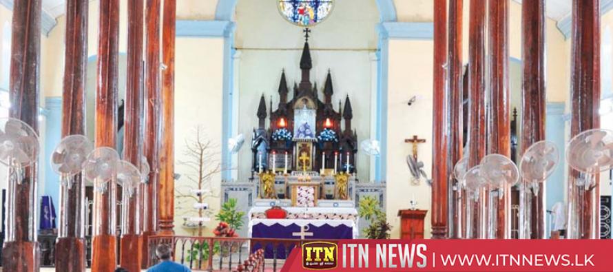 New Shrine built at Madhu Church