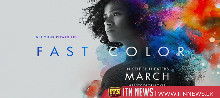 """Fast Color"" Set to be released this month"