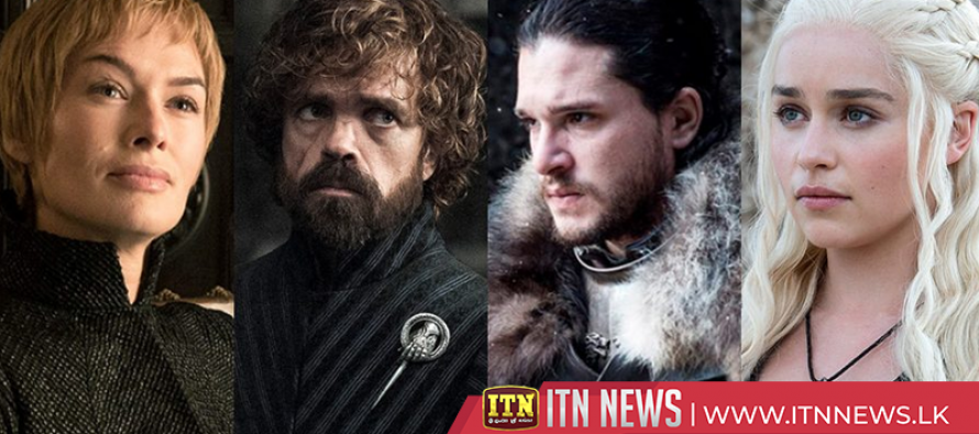 Game of Thrones is scheduled to premiere this weekend