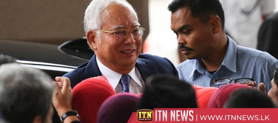 Trial on former Malaysian PM Najib's corruption charges begins after delays