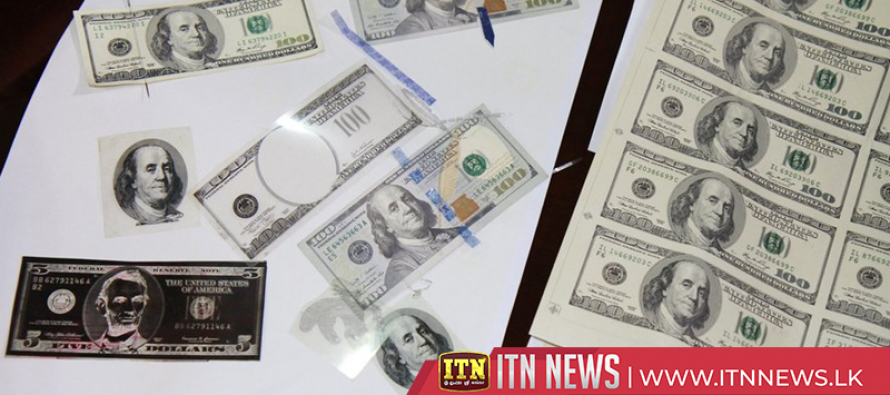 Peru seizes millions in counterfeit dollars destined for U.S.