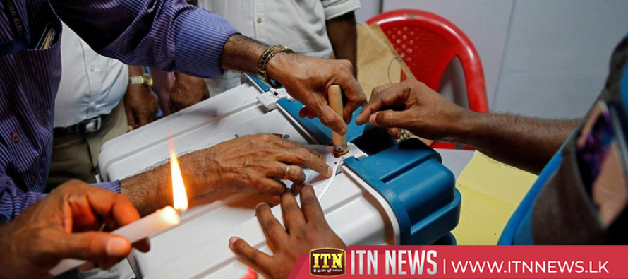 One polling station, one voter lone temple priest does democratic duty
