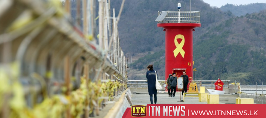 South Korea to commemorate fifth anniversary of deadly ferry sinking