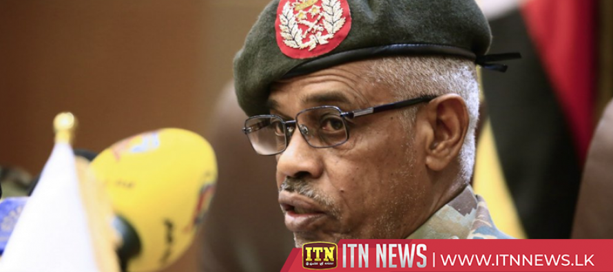 Sudan defence minister steps down as head of transitional military council