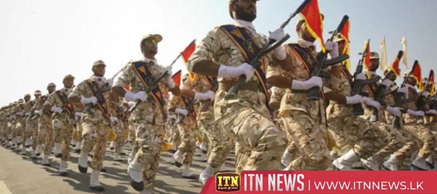 U.S. designates Iran's Revolutionary Guards a terrorist group