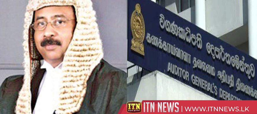 New Chief Justice Jayantha Jayasuriya – New Auditor General Chulantha Wickremaratne