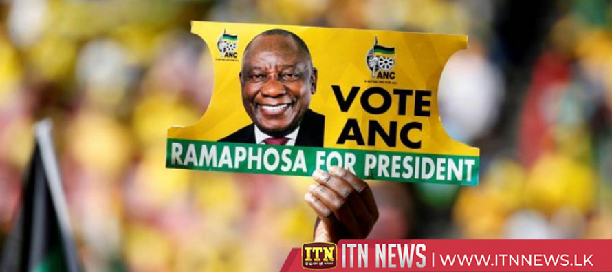 South Africa's ANC headed for election victory but support ebbs