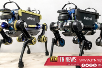 From towers to oil rigs, nothing's too risky for Swiss robot ANYmal