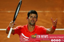Djokovic defeats Schwartzman to setup meeting with Nadal in Rome final