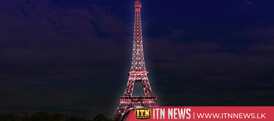 Eiffel Tower celebrates 130 years with light show