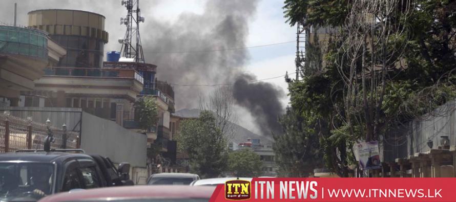 Taliban attack at NGO kills at least 9 in Kabul