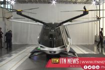 Flying vehicle touted as Southern California traffic tonic