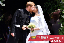Harry and Meghan celebrate first anniversary