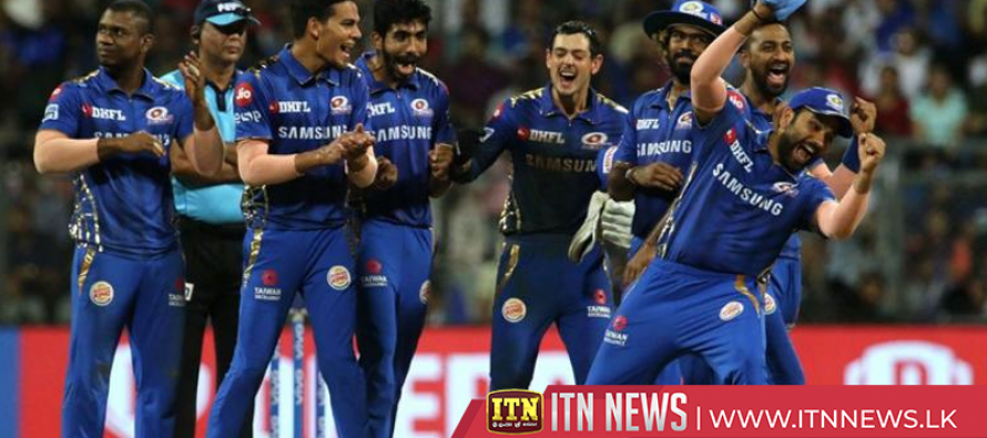 Mumbai Indians Beat Kolkata Knight Riders By 9 Wickets To Top Points Table