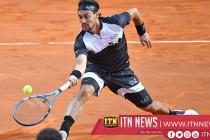 Fognini fires past Tsonga in Rome, Nadal feeling positive