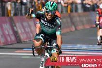 Polanc takes overall Giro lead