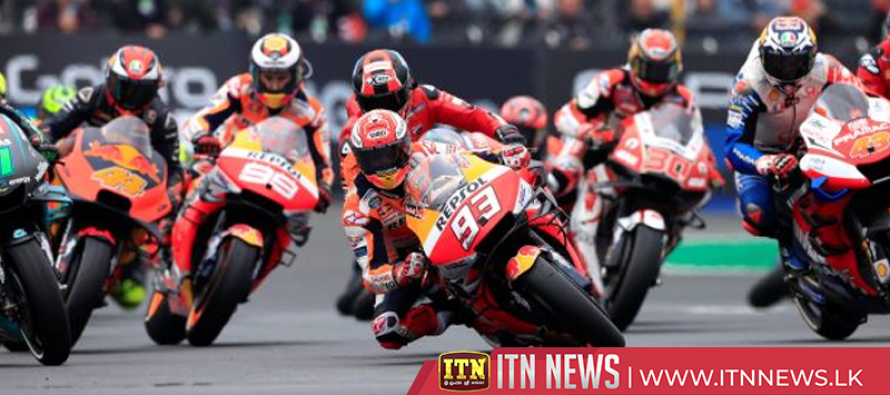 Marquez extends championship lead with French GP win