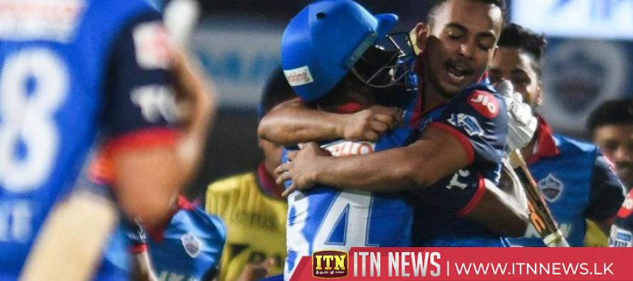 Delhi Capitals Beat SunRisers Hyderabad To Enter Qualifier 2