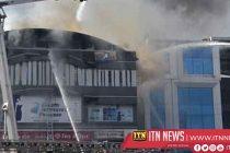 குஜராத் மாநிலத்தில் தொடர்மாடி தொகுதியில் ஏற்பட்ட தீ-19 பேர் உயிரிழப்பு