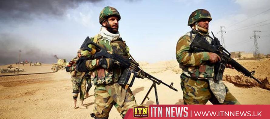 ஈராக் பாதுகாப்பு படையினர் நடத்திய தாக்குதலில் ISIS பயங்கரவாதிகள் 19 பேர் பலி