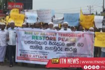 Muslims take to the streets against terrorists