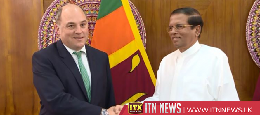 Britain is optimistic that the President has the ability to surmount terrorist challenges from Sri Lanka