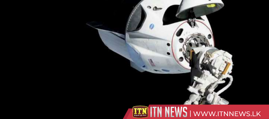 SpaceX capsule 'destroyed' in March test accident, official says