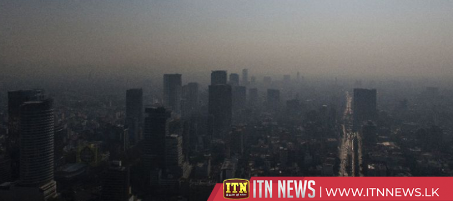 Mexico City declares air pollution alert as smoke blankets capital