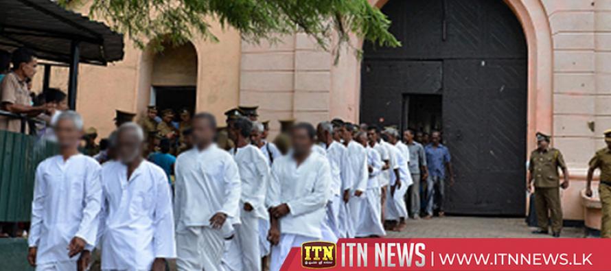 சிறைச்சாலை வரலாற்றில் கூடுதலான சிறைகைதிகள் ஜனாதிபதி பொது மன்னிப்பின் கீழ் இன்று விடுதலை