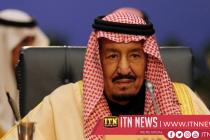 Saudi king says Iran actions threaten regional, global security