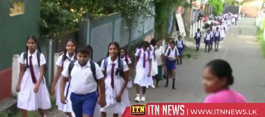 School attendance shows progress