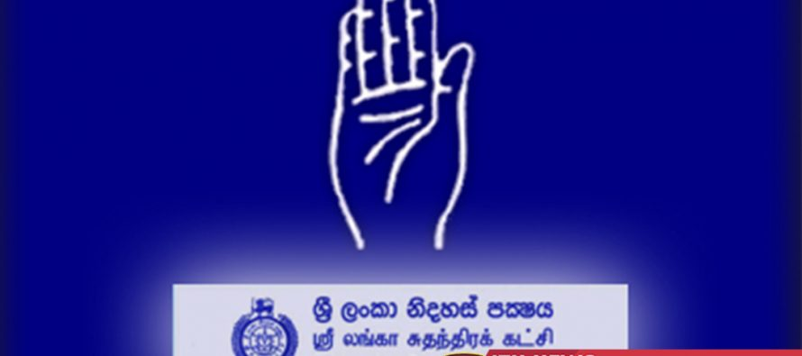 Several new office bearers for the SLFP