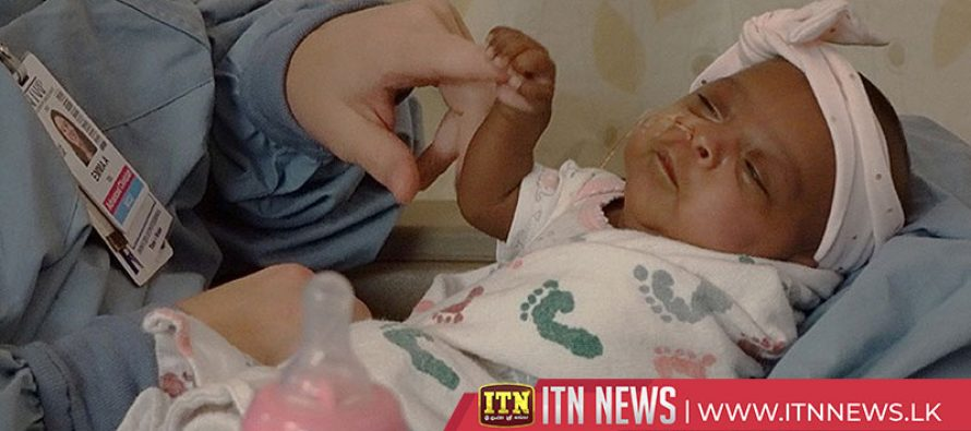 Saybie, believed to be world's tiniest baby ever to survive, goes home