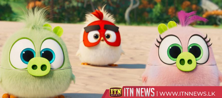 """The Angry Birds Movie 2"" scheduled for release in August"
